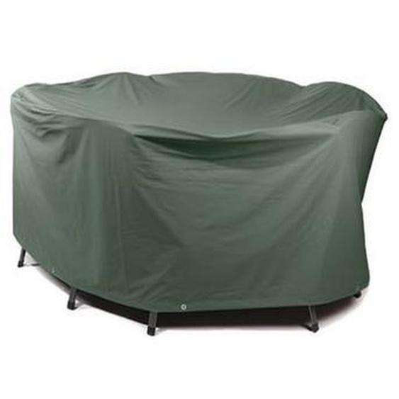 Heinemeyer Schutzhülle für Tischgruppen 240x180x90cm oval Teak-Safe Grün