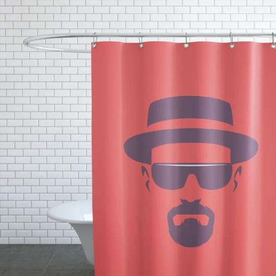 Heisenberg - Duschvorhang