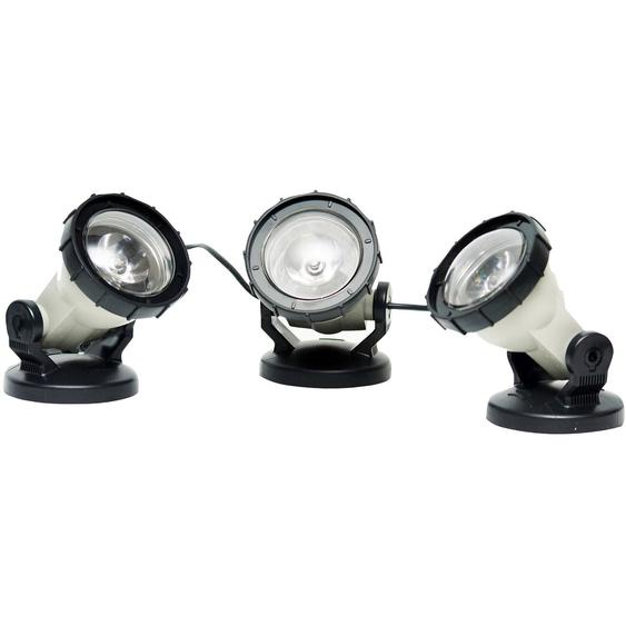Heissner LED-Teich und Gartenlicht 3-er Set EEK: A