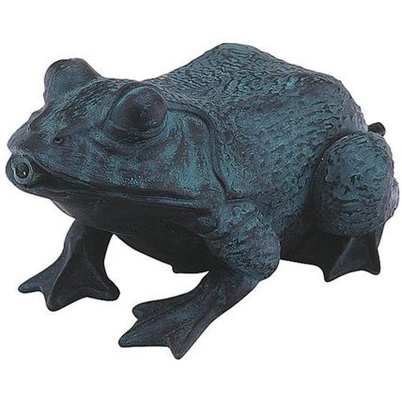 Heissner Wasserspeier Frosch Bronze