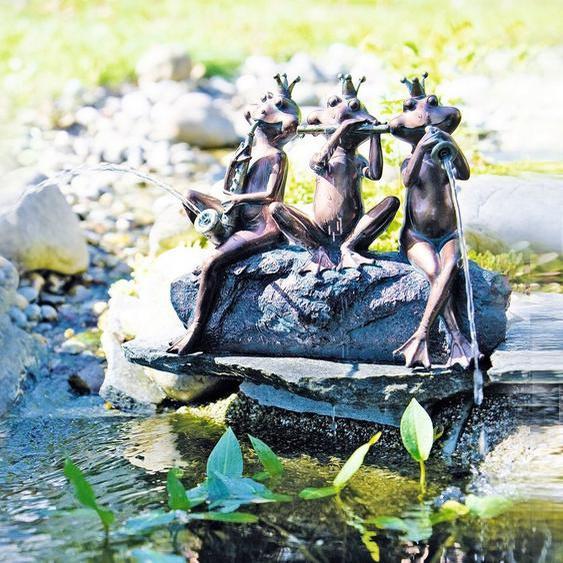 Heissner Wasserspeier »Froschkapelle«