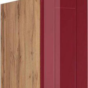 HELD MÖBEL Apothekerschrank »Tinnum« 30 cm breit, 200 cm hoch, Metallgriffe, MDF Fronten, Auszüge für viel Stauraum