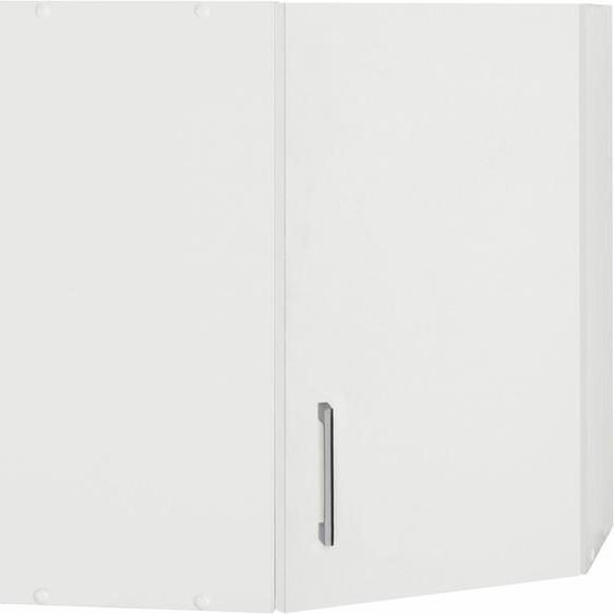 HELD MÖBEL Eckhängeschrank Utah B/H/T: 60 cm x 57 weiß Hängeschränke Küchenschränke Küchenmöbel
