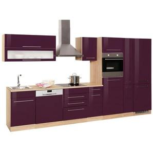 HELD MÖBEL Küchenzeile mit E-Geräten »Eton«, Breite 360 cm
