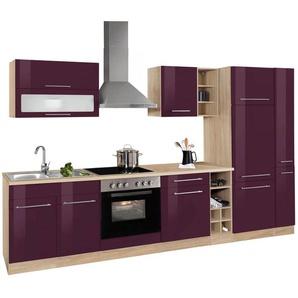HELD MÖBEL Küchenzeile ohne E-Geräte »Eton«, Breite 330 cm