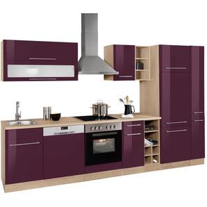 HELD MÖBEL Küchenzeile »Eton«, ohne E-Geräte, Breite 330 cm