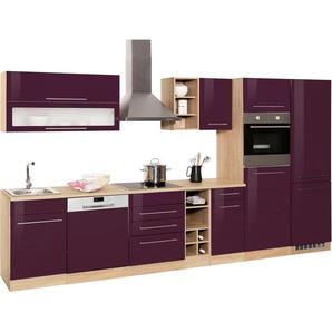 HELD MÖBEL Küchenzeile ohne E-Geräte »Eton«, Breite 360 cm