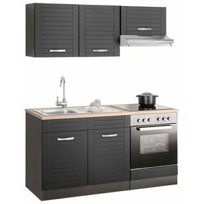 Küchenzeile »Falun«, ohne E-Geräte, Breite 160 cm