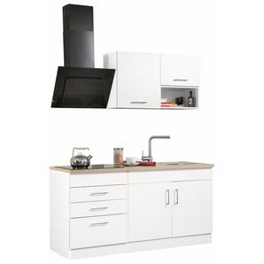 HELD MÖBEL Küchenzeile »Haiti«, ohne E-Geräte, Breite 160 cm