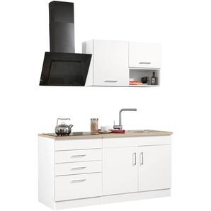 HELD MÖBEL Küchenzeile Haiti, ohne E-Geräte, Breite 170 cm