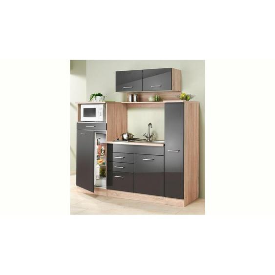 HELD MÖBEL Küchenzeile »Monaco«, Breite 190 cm, Energieeffizienz: A+