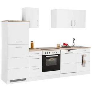 HELD MÖBEL »Perth« Küchenzeile ohne E-Geräte, Breite 270 cm