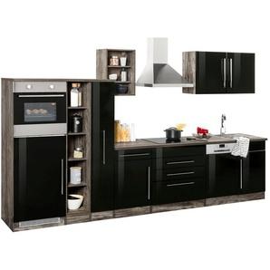 k chen in schwarz preise qualit t vergleichen m bel 24. Black Bedroom Furniture Sets. Home Design Ideas