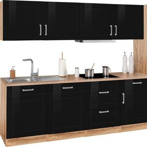 HELD MÖBEL Küchenzeile »Tinnum«, mit E-Geräten, Breite 300 cm