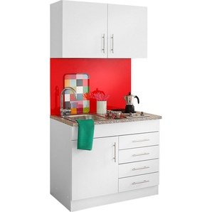 HELD MÖBEL Single-Küche »Toledo«, Breite 100 cm