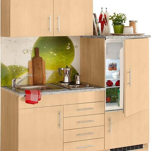 HELD MÖBEL Single-Küche »Toledo«, Breite 160 cm