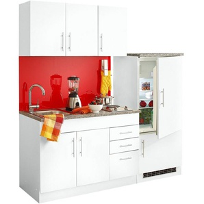 HELD MÖBEL Single-Küche »Toledo«, Breite 180 cm