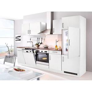 HELD MÖBEL Küchenzeile »Toronto«, ohne E-Geräte, Breite 280 cm