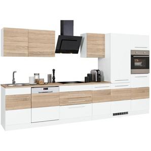 HELD MÖBEL Küchenzeile mit E-Geräten »Trient«, Breite 360 cm