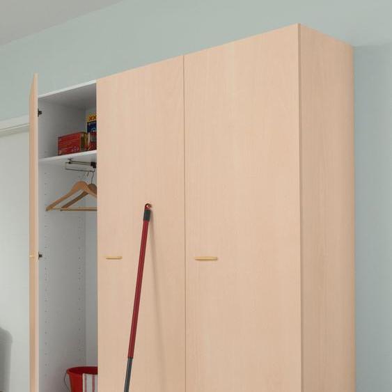HELD MÖBEL Mehrzweckschrank Elster 50 x 200 (B H T) cm beige Vorratsschränke Küchenschränke Küchenmöbel Schränke