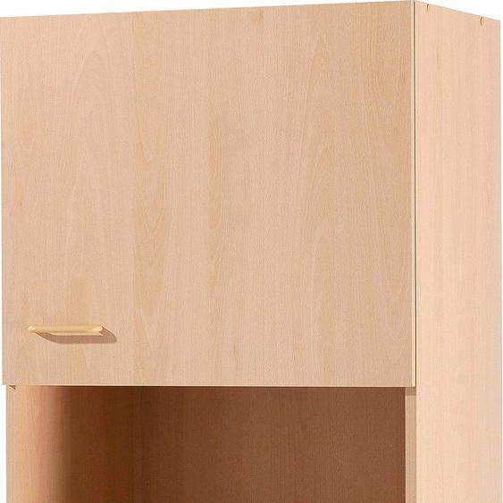 HELD MÖBEL Mehrzweckschrank Elster 60 x 200 50 (B H T) cm beige Vorratsschränke Küchenschränke Küchenmöbel Schränke