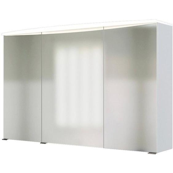 HELD MÖBEL Spiegelschrank »Florida« Breite 100 cm, mit Spiegeltüren und Türendämpfern
