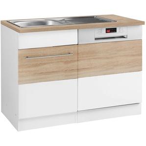 HELD MÖBEL GmbH Spülenschrank »Trient«, mit Tür/Sockel für Geschirrspüler