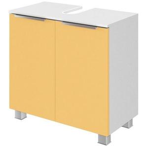 HELD MÖBEL Waschbeckenunterschrank »Matera« Breite 60 cm, mit hochwertigen matten MDF-Fronten