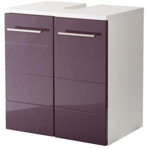HELD MÖBEL Waschbeckenunterschrank »Porto« Badmöbel, Breite 50 cm