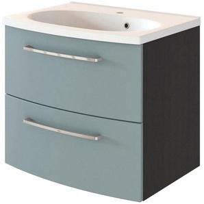 HELD MÖBEL Waschtisch »Catania WT 60« (Set, 2-St), mit 2 Schubladen