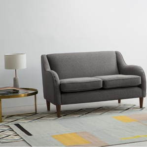 Helena 2-Sitzer Sofa, Rauchgrau