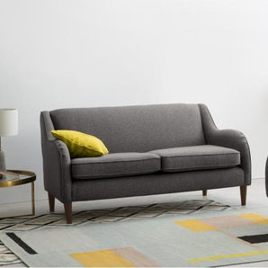 Helena 3-Sitzer Sofa, Rauchgrau