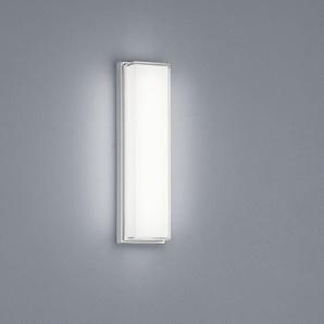 Helestra Cosi LED Wand- / Spiegelleuchte, Nickel matt