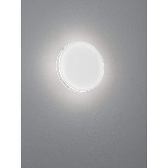 Helestra Led-Außenleuchte , Weiß , Metall, Kunststoff , 5.5 cm