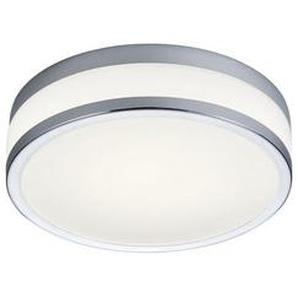 Helestra: LED-Deckenleuchte, Chrom, H 8,5
