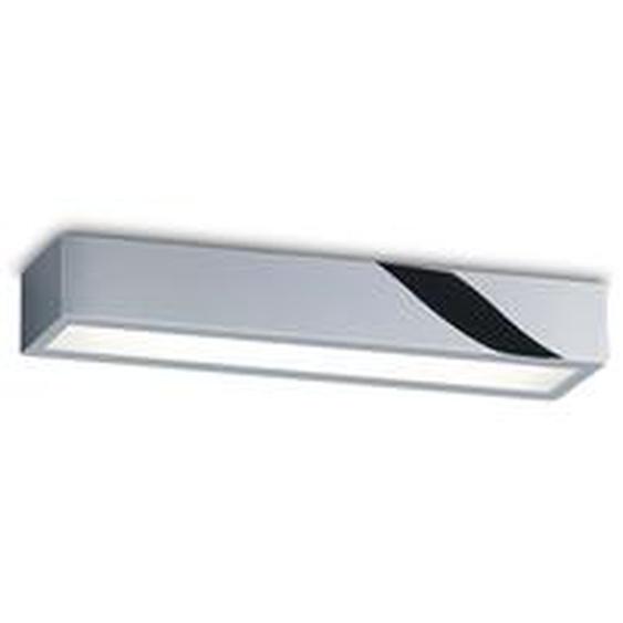Helestra LED-Spiegelleuchte, Metall 30 cm