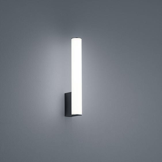 Helestra Loom LED Wand- / Spiegelleuchte, schwarz matt