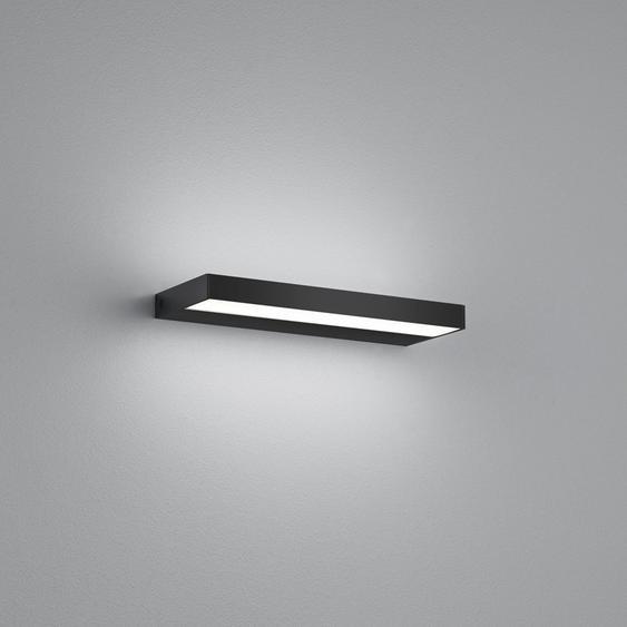 Helestra Slate LED Wand- / Spiegelleuchte, Länge: 30 cm