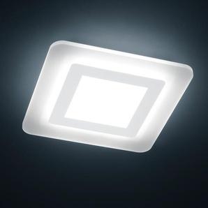 Helestra Wes LED Wand- / Deckenleuchte, quadratisch, Rückläufer
