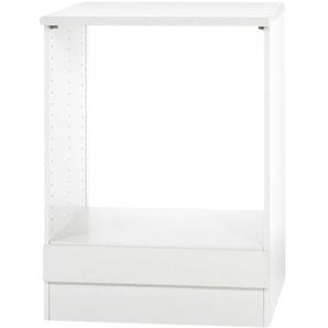 Herdumbau  Klassik 60 | weiß | 60 cm | 85 cm | 60 cm |