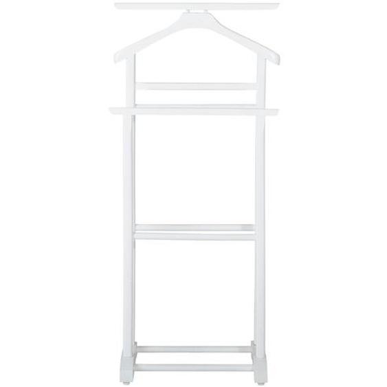 Herrendiener - weiß | Möbel Kraft