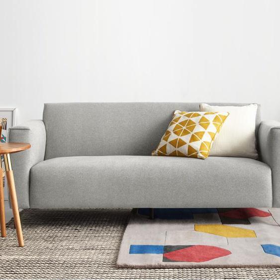Herron 3-Sitzer Sofa, Hagelgrau