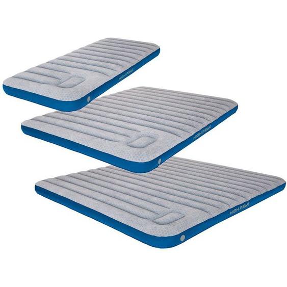 HIGH PEAK Luftbett »Cross Beam extra long«, mit integrierter Fußpumpe, aus Polyvinylchlorid