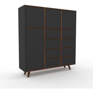 schr nke in grau preise qualit t vergleichen m bel 24. Black Bedroom Furniture Sets. Home Design Ideas