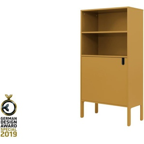 Highboard  Uno ¦ gelb Kommoden & Sideboards  Kommoden » Höffner