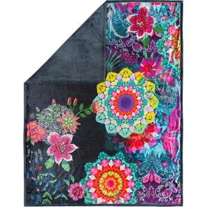 Hip Wohndecke »Tamaki«, 130x160 cm, bunt, aus 100% Polyester