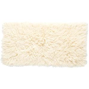 Hirten-Teppich  Flokati ¦ beige ¦ 100 % Schurwolle, Wolle ¦ Maße (cm): B: 65 Teppiche  Wohnteppiche  Hochflorteppiche » Höffner