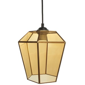 H�ngelampe Orange ca. 22,5cm (L) x 22,5cm (B) x 26cm (H)