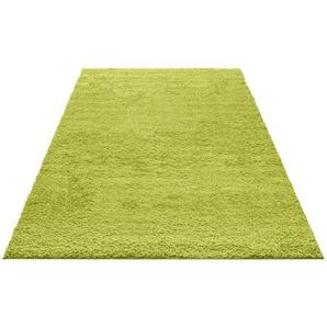 Hochflor-Teppich »Bodrum«, my home, rechteckig, Höhe 30 mm, weicher Flor, Wohnzimmer