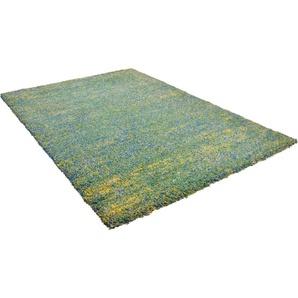Hochflor-Teppich »Color Shaggy 521«, THEKO, rechteckig, Höhe 35 mm